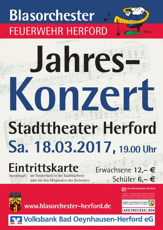 BFH Jahreskonzert 2017