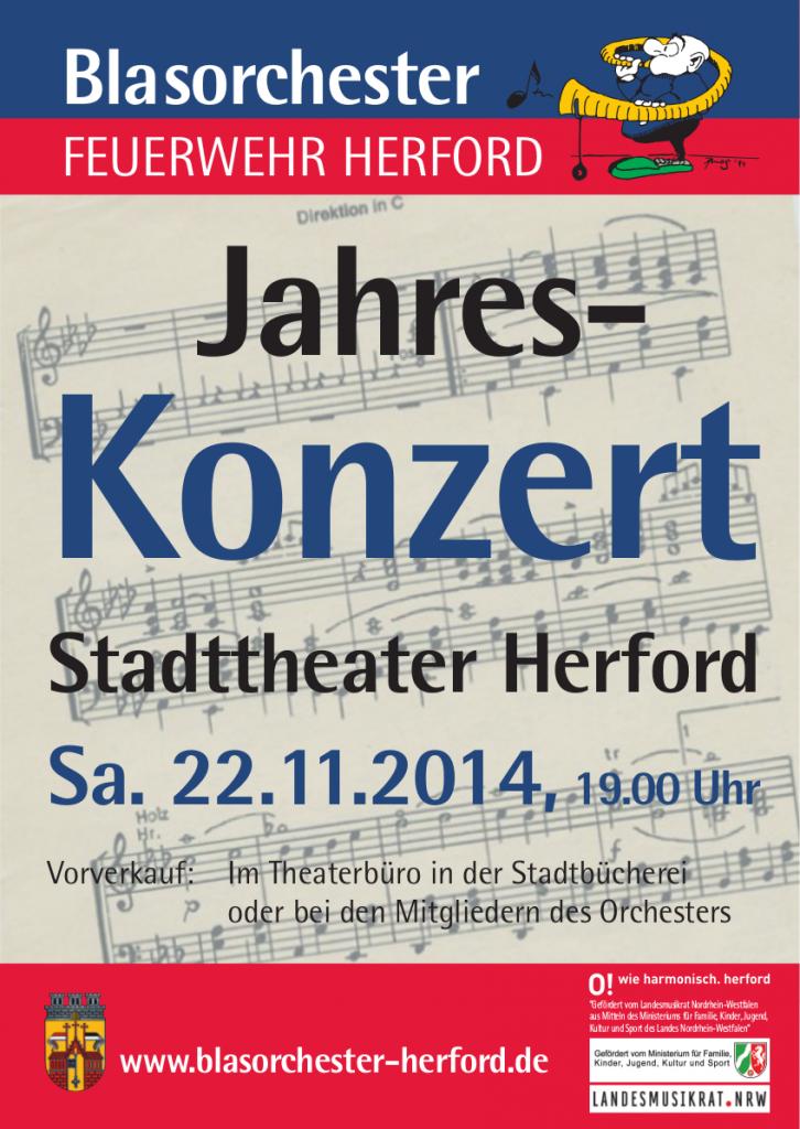 BFH Jahreskonzert 2014