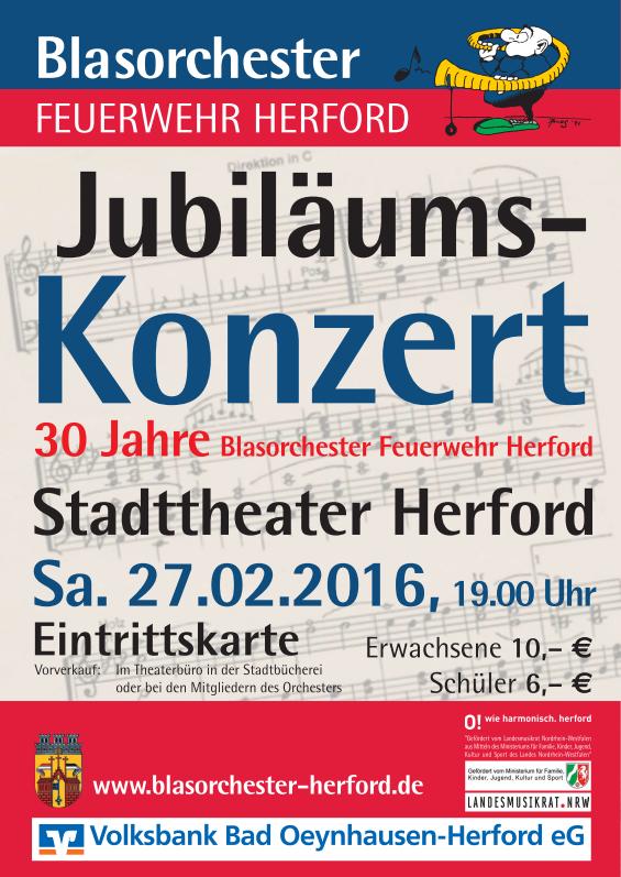 BFH Jubilaeumskonzert 2016